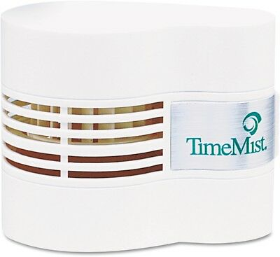 TimeMist Continuous Fan Fragrance Dispenser 4 1/2 x 3 x 3 3/4 White 1044385