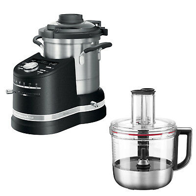 Cook Processor KitchenAid 5KCF0104 Complete Food processor with cooking + 5KZFP1