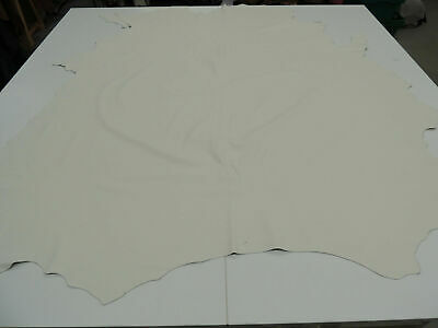 Upholstery Genuine Leather Cow Hide Colour Cream Object Furniture