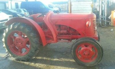 David Brown Tractor Working Condition