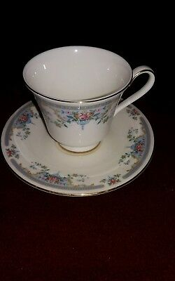 Royal Doulton Juliet Tea Cup And Saucer Pristine