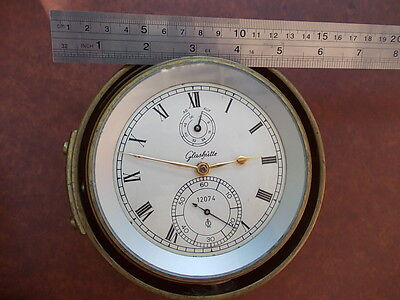 GLASHUTTE......., GUB,Germany marine chronometer