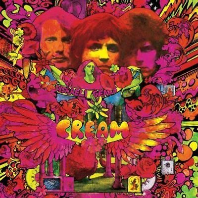 CREAM DISRAELI GEARS 180 g VINYL LP NEW MINT SEALED MONO