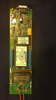 LAM Electrostatic Chuck/ESC Power Supply Board, PN: 810-017086-670
