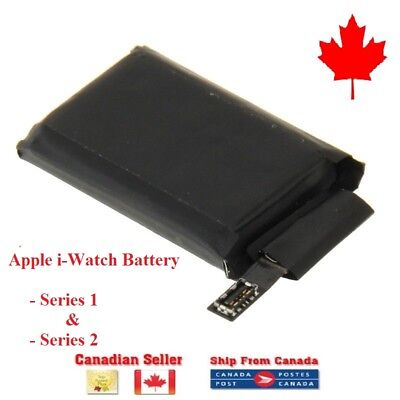 Apple iWatch Series 1/2 38mm/42mm Li-on Repair Rechargeable Replacement Battery