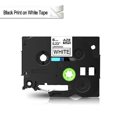 """Retailer Market Label Tape for Brother TZ-211 &TZe-211 1/4"""" PTouch Label Machine"""