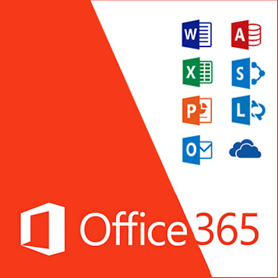 Microsoft Office 365 LIFETIME Account 5 Licences for Mac, PC & Mobile Devices