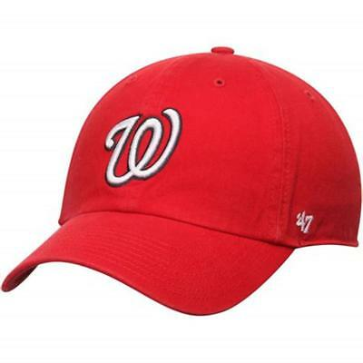 size 40 1a363 8f63c ... 50% off washington nationals 47 brand mlb mens small franchise hat  d5acd 125cc
