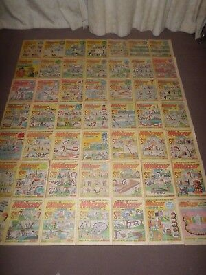 1975 WHIZZER & CHIPS Comics x 49