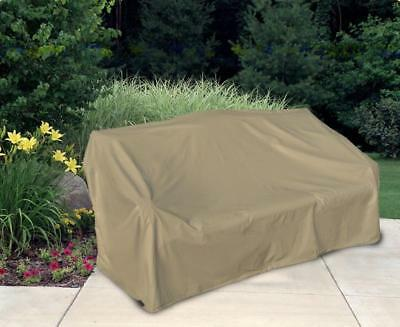 Sofa Patio Furniture Cover | Waterproof Outdoor Protection |Two-Seat Oversized