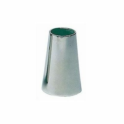 Conical Cone Tapered Base AISI 316 Stainless Steel 90 Degree. For Pipe 30mm Boat