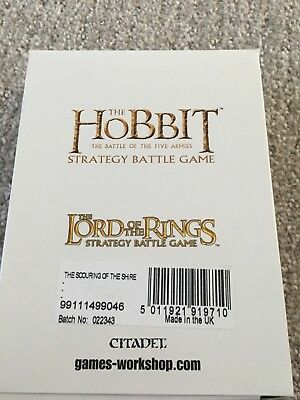 LotR Strategy Battle Game Scouring of the Shire