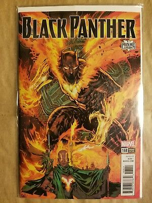 Black Panther #168 Lashley Pheonix Variant!