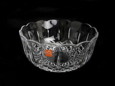 Crystal Centerpiece Opera Coppa Bowl RCR Italian Crystal