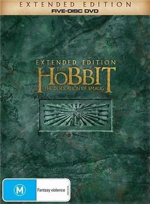 The Hobbit: The Desolation of Smaug (Extended Edition) DVD R4