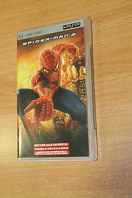 Psp Umd. Video Spider Man 2, Playstation