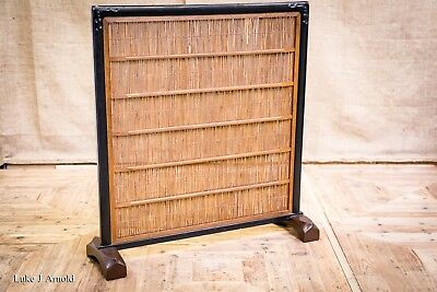 19th Century Chinese Reed Screen