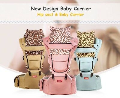 Baby Carrier Four Seasons Multifunctional Baby Waist Stool Baby Slings for Baby