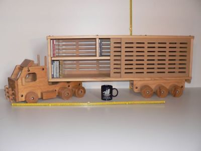 Pantec Stock Truck / Hand made from wood in Australia - Australian Made