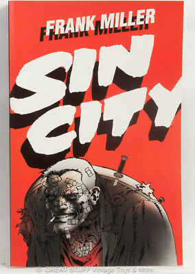 SIN CITY The Graphic Novel by FRANK MILLER 2004 Paperback As New Condition Comic