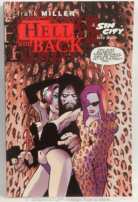 Hell and Back - A Sin City Love Story 2001 Frank Miller Graphic Novel, As New