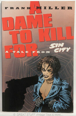 A DAME TO KILL FOR, A Tale from Sin City Frank Miller Graphic Novel Volume 2