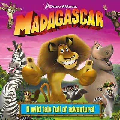 Dreamworks Madagascar by Igloo Books BRAND NEW BOOK  (Paperback, 2015)