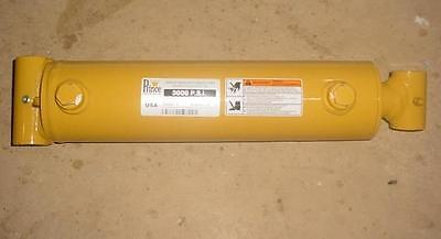 """NEW Prince Manufacturing Hydraulic Welded Cylinder SAE-64012 4"""" bore 12"""" stroke"""