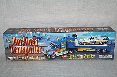 2000 Sunoco Pro Stock Transportor Action Stock Car 7th of Series Never Opened