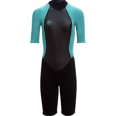 O Neill Reactor II 3 2 Back Zip Short-Sleeve Spring Wetsuit - Women s Free 2-Day  Shipping on  50+ Orders! 5356b32ae
