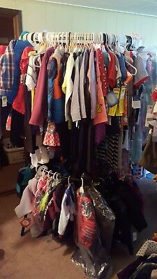 Last chance! New 1200 Piece Wholesale Lot Baby Kid's Children's Clothes NWT FS