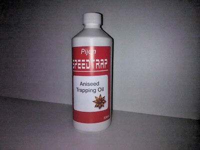 Pijon SPEEDTRAP ANISEED TRAPPING OIL 500ml for RACING PIGEONS Pigeon Loft