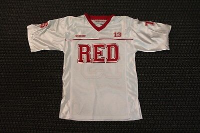Taylor Swift Red Tour 13 White Jersey Women XS
