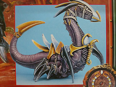 Chronopia Metal Dragon from Dwarf Talon Gate- Rare - OOP - RECORDED DELIVERY