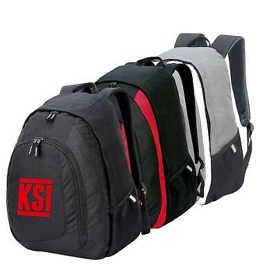 RUCKSACK backpack BAG KSI Sidemen YouTube Kids Adults Army FIFA Gaming keep up