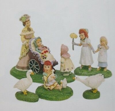 Dept. 56 Seasons Bay Accessory ~ A Stroll In The Park # 53308