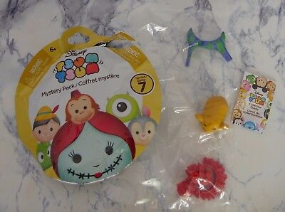 Disney TSUM TSUM Series 7 Mystery Stack Pack - New but Opened - Simba Lion King