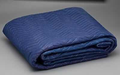 12 x Best Quality Furniture Blankets Removalist Moving Quilted Pads Heavy Duty