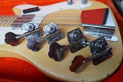 1971 Fender Precision / Jazz  Telecaster Bass 70's Tuners 4 Relic Aged USA 72 76
