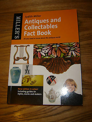 Sale 20% off  Miller's Antiques and Collectables Fact Book  by Judith Miller