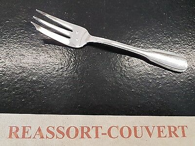 Decorative Arts Fork A Cake Art Deco Silvered Metal Cover French 0707156131 Other Antique Decorative Arts