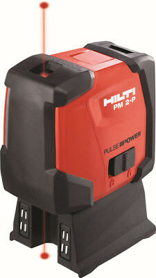 NEW HILTI PM 2-P Compact Two-Point Laser 2047037 (Authorized Dealer)