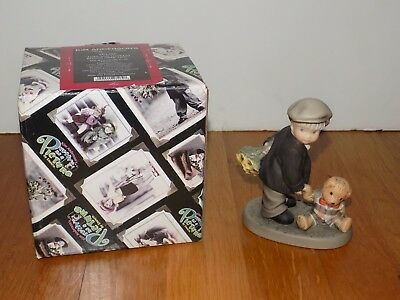 """Kim Anderson Pretty as a Picture """"Love and Flowers Bloom Over Time"""" figurine"""