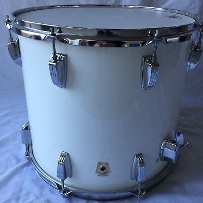 Ludwig classic maple floor tom 14 x14 vintage eur for 16 x 12 floor tom