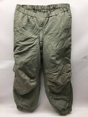 Primaloft Gen III Level 7 ECWCS Natick Extreme Cold Weather Trousers GL-PD-06-18
