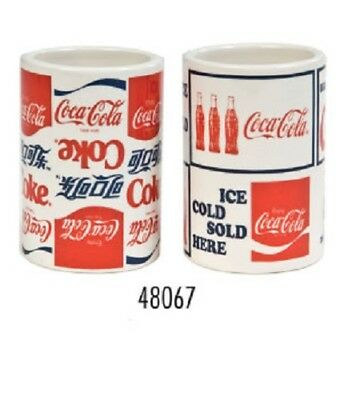 Coca Cola Coke Toothpick Holder Set   New!