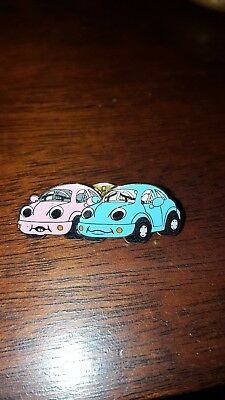 Chevron Pixar Car Lapel Pin