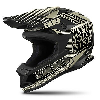 509 Altitude Glossy Dollar Bill Off Road Snowmobile Winter Helmet Xl X-Large