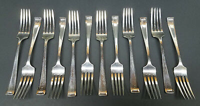 "Berain by Wallace Sterling Silver Dinner Fork 7 1//2/"" Flatware"