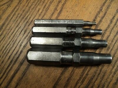 "Ritchie & Gemline Swaging Set Tool  1/4"", 3/8"", 1/2"" & 5/8"""